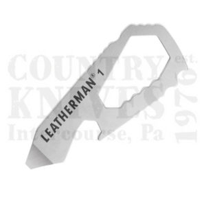 Buy Leatherman  LT832116 By The Numbers, #1 Keychain Tool at Country Knives.