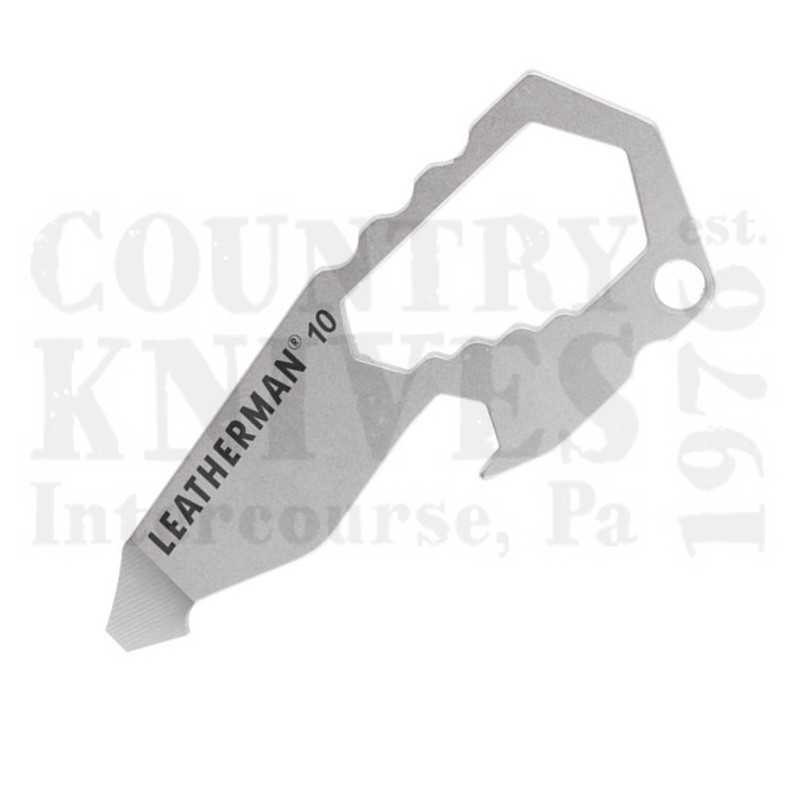 Buy Leatherman  LT832125 By The Numbers - #10 Keychain Tool at Country Knives.