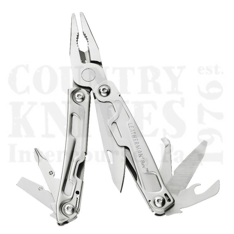 Buy Leatherman  LT832127 Rev - 13 Tools in One at Country Knives.