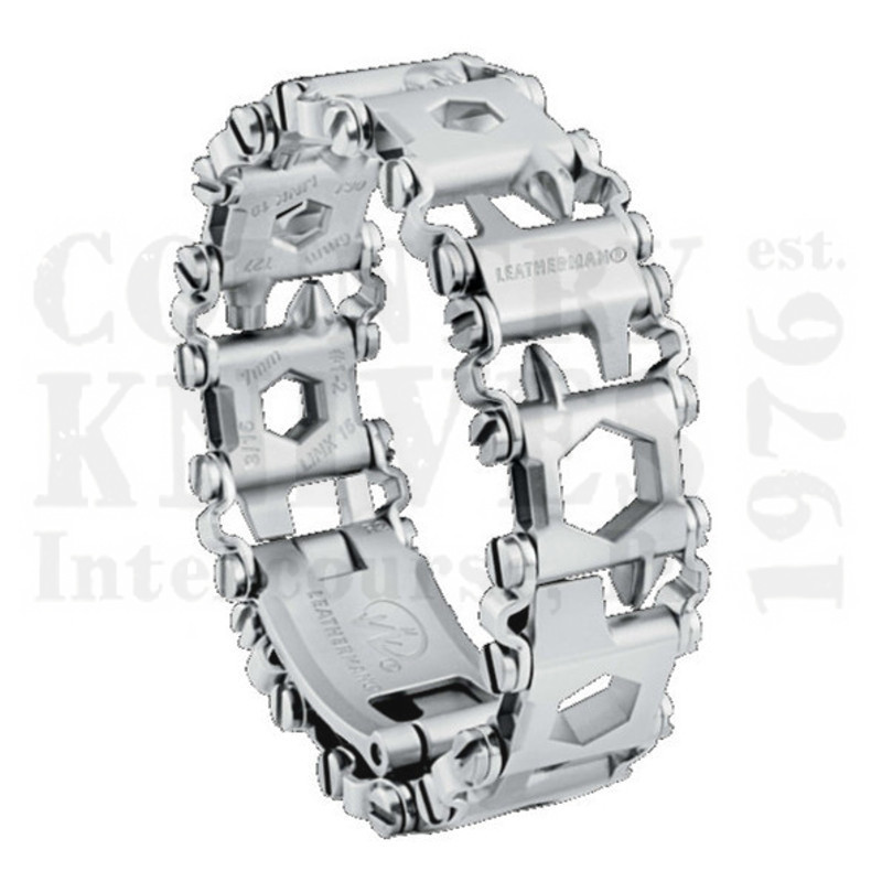 Buy Leatherman  LT832428 Tread LT - Stainless Steel at Country Knives.