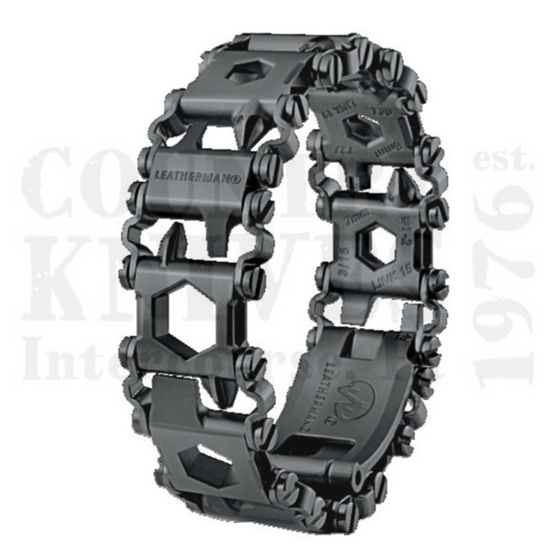 Buy Leatherman  LT832429 Tread LT - Tungsten DLC at Country Knives.