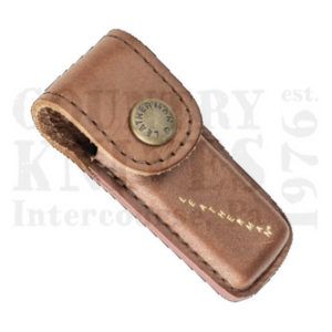 Buy Leatherman  LT832592 Heritage Leather Sheath, Brown / Extra Small at Country Knives.