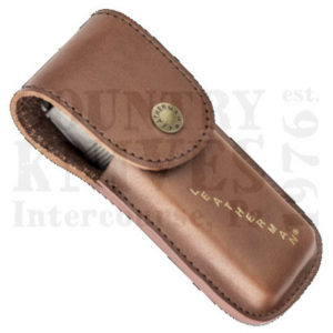 Buy Leatherman  LT832595 Heritage Leather Sheath, Brown / Large at Country Knives.