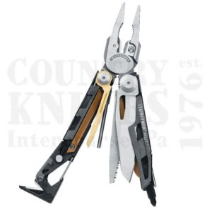 Buy Leatherman  LT850312 MUT Utility, with Black MOLLE-USA Sheath at Country Knives.