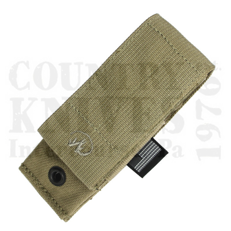 Buy Leatherman  LT930376 XL MOLLE Sheath - Coyote Brown / MADE IN USA! at Country Knives.