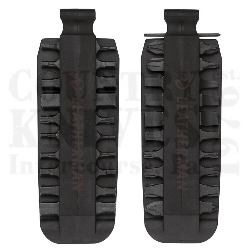 Buy Leatherman  LT931014 Bit Kit  - Two Clips of Bits at Country Knives.