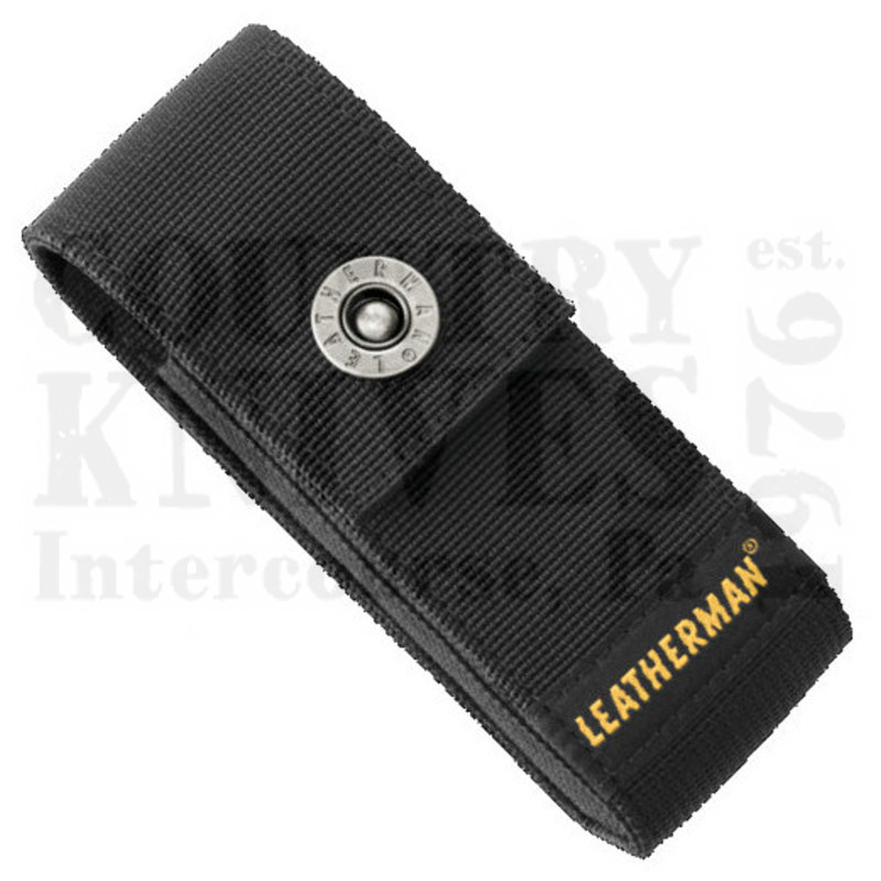 Buy Leatherman  LT934929 Black Nylon Sheath - Large at Country Knives.