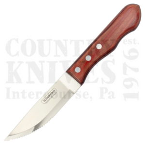 Buy Tramontina  TTA-110 Jumbo Porterhouse Steak Knife, Polywood / Pointed Tip at Country Knives.