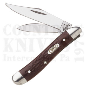 Buy Case  CA0046 Peanut - Brown Delrin at Country Knives.