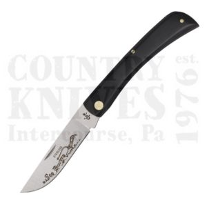 Buy Case  CA0092 Sod Buster, Black Delrin at Country Knives.