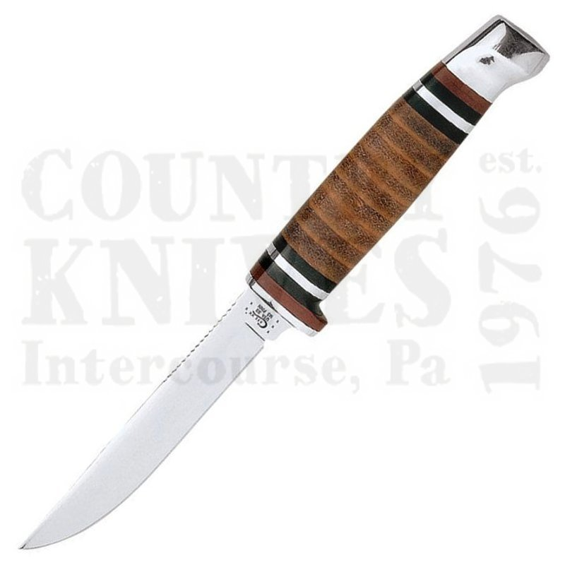 Buy Case  CA0379 Hunter - Leather Handle at Country Knives.