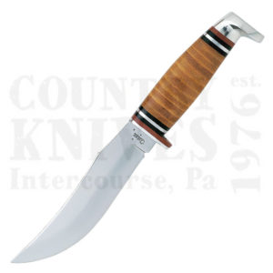 Buy Case  CA0384 Hunter, Leather Handle at Country Knives.