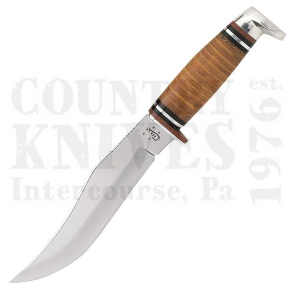 Buy Case  CA0386 Hunter, Leather Handle at Country Knives.