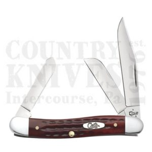 Buy Case  CA0786 Medium Stockman, Pocket Worn Old Red at Country Knives.
