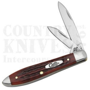 Buy Case  CA10302 Teardrop - Old Red at Country Knives.