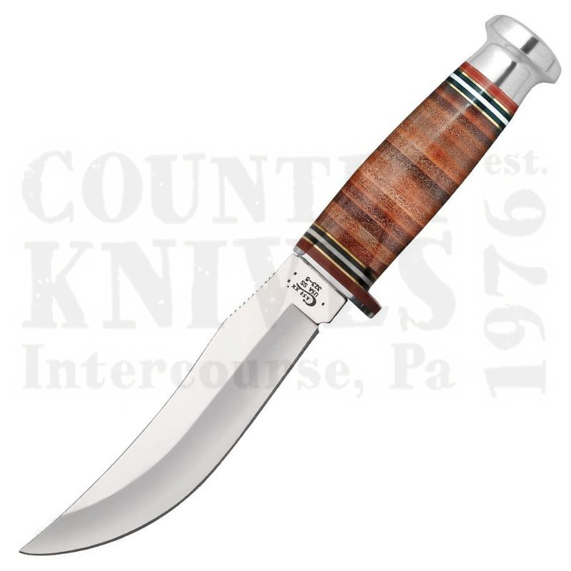 Buy Case  CA10342 Hunter - Mushroom Cap Pommel at Country Knives.