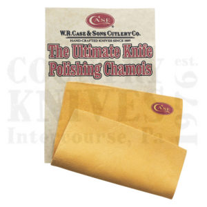 Buy Case  CA1037 Case Chamois,  at Country Knives.