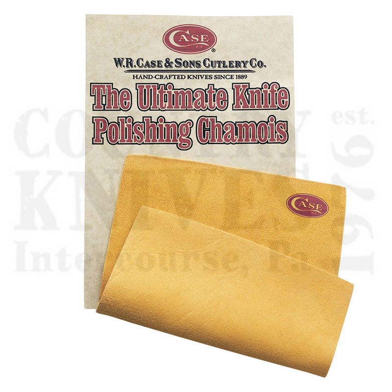 Buy Case  CA1037 Case Chamois -  at Country Knives.