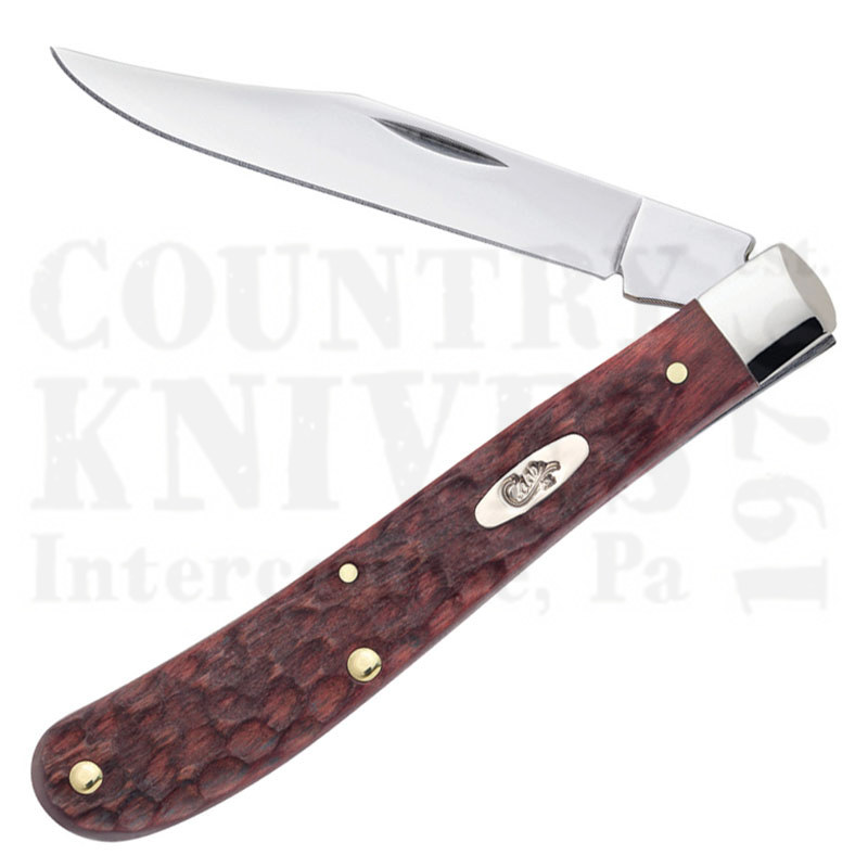Buy Case  CA1055 Slimline Trapper - Staminawood at Country Knives.