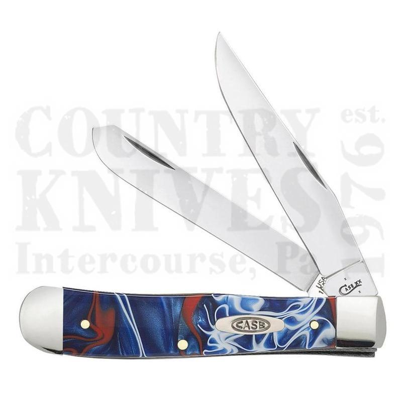 Buy Case  CA11200 Trapper - Patriotic Kirinite at Country Knives.