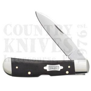 Buy Case  CA23133 Tribal Lock, Black Micarta at Country Knives.