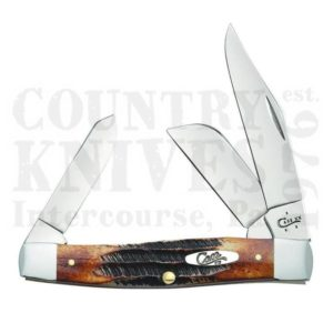 Buy Case  CA3493 Large Stockman, 6.5 Bone Stag at Country Knives.