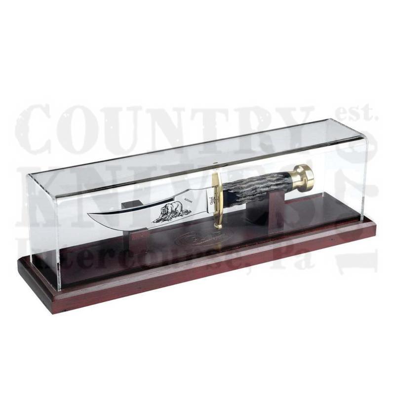 Buy Case  CA50155 Kodiak Display -  at Country Knives.