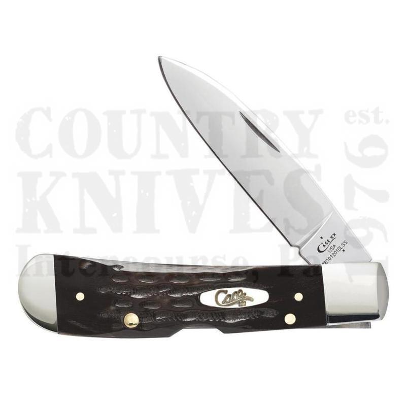 Buy Case  CA65026 Tribal Lock - Buffalo Horn at Country Knives.