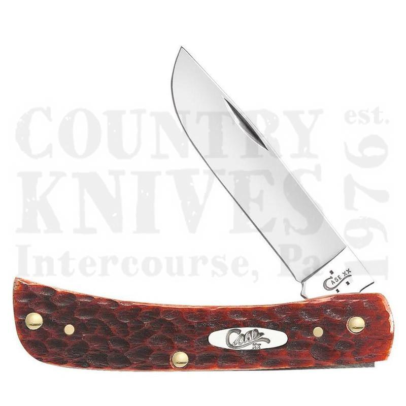 Buy Case  CA7014 Sod Buster Jr. - Chestnut Bone at Country Knives.