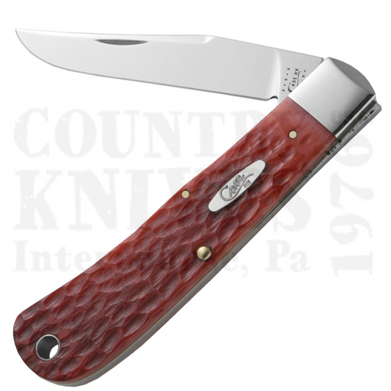Buy Case  CA7183 BackPocket - Dark Red Bone at Country Knives.
