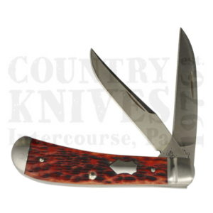 Buy Case  CA7210 Wharncliffe Trapper, Chestnut Bone at Country Knives.