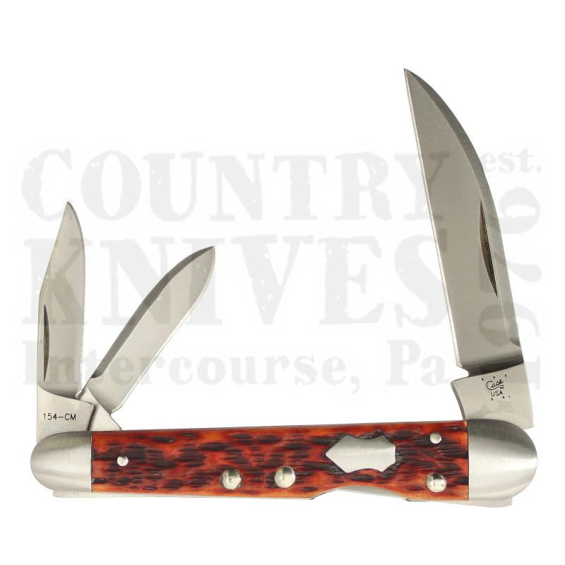 Buy Case  CA7216 Lockback Whittler - Chestnut Bone at Country Knives.