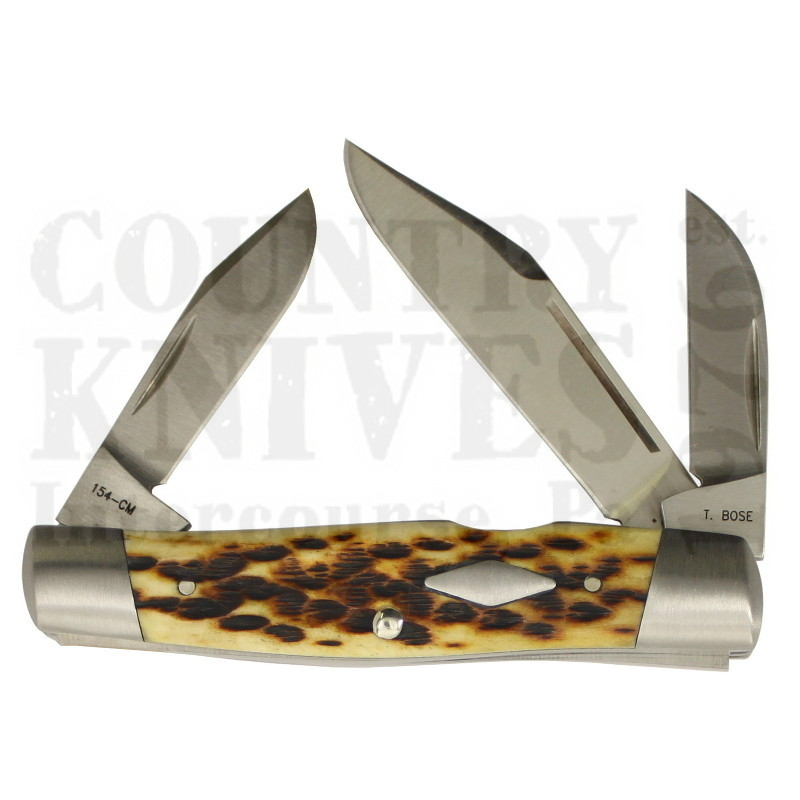 Buy Case  CA7222 Cattle Knife - Antique Bone at Country Knives.