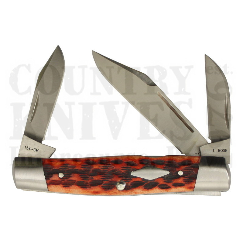 Buy Case  CA7223 Cattle Knife - Chestnut Bone at Country Knives.