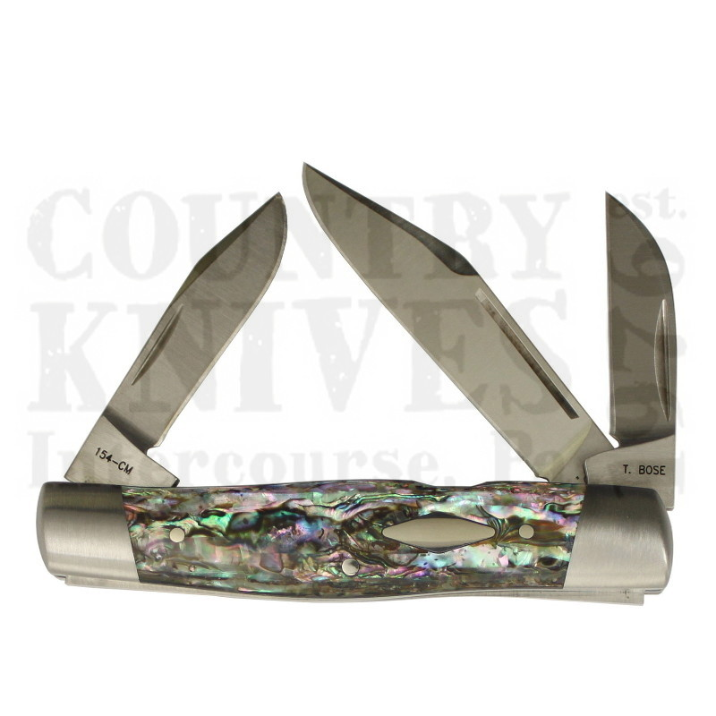 Buy Case  CA7225 Cattle Knife - Abalone at Country Knives.