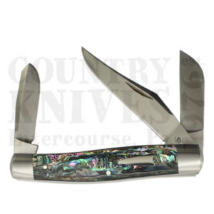 Buy Case  CA7427 Premium Stockman  - Abalone at Country Knives.