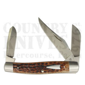 Buy Case  CA7429 Premium Stockman , Brown Bone at Country Knives.