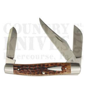Buy Case  CA7429 Premium Stockman  - Brown Bone at Country Knives.