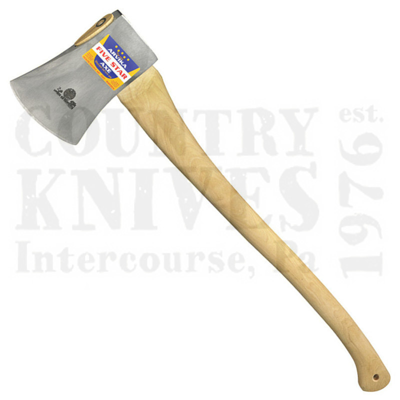 Buy Hults Bruk  H840511 Arvika - 5 Star Racing Axe at Country Knives.