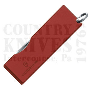 Buy Victorinox Swiss Army 0.6201.A Tomo, Red at Country Knives.