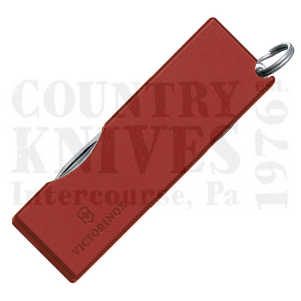 Buy Victorinox Swiss Army 0.6201.A Tomo - Red at Country Knives.