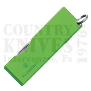 Buy Victorinox Swiss Army 0.6201.A4 Tomo - Apple Green at Country Knives.