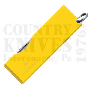 Buy Victorinox Swiss Army 0.6201.A8 Tomo, Lemon Yellow at Country Knives.