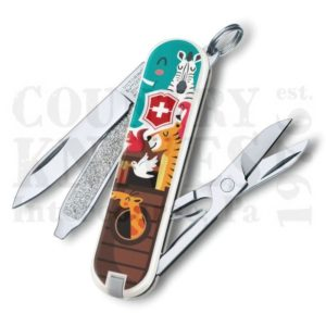Buy Victorinox Swiss Army 0.6223.L1703US2 Classic SD 2017 - The Ark at Country Knives.