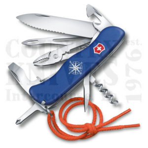 Buy Victorinox Swiss Army 0.8593.2WUS2 Skipper, Blue Fibrox at Country Knives.