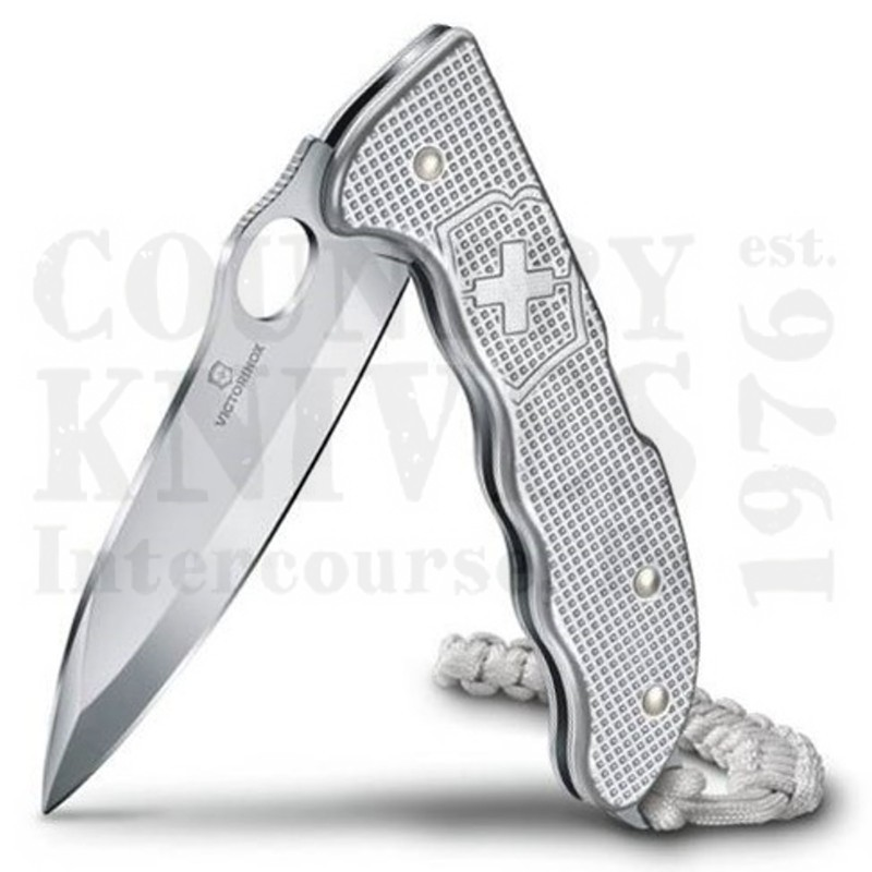 Buy Victorinox Swiss Army 0.9415.M26 Hunter Pro - Silver Alox at Country Knives.