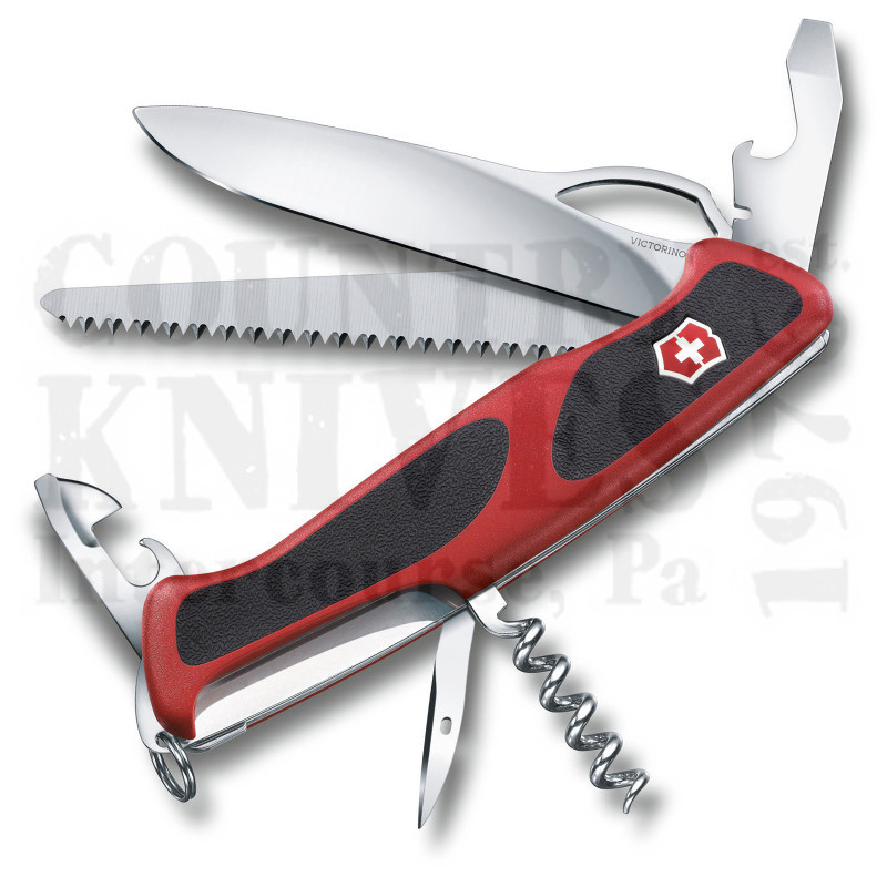 Victorinox Swiss Army 0 9563 Mcus2 Rangergrip 79 Red