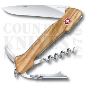 Victorinox | Swiss Army0.9701.64Wine Master – Olivewood