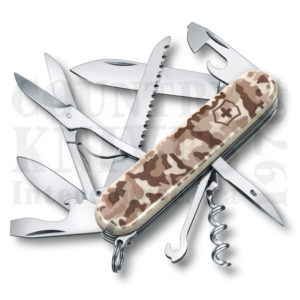 Buy Victorinox Swiss Army 1.3713.941US2 Huntsman - Desert Camouflage at Country Knives.