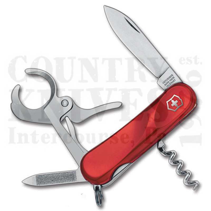 Buy Victorinox Swiss Army 2.5703.EUS2 Cigar 36 - Red at Country Knives.